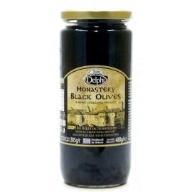 Маслины с косточкой в рассоле Монастырские ДЕЛФИ, 480 г