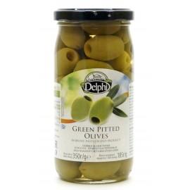 Оливки без косточки в рассоле ДЕЛФИ, 350г