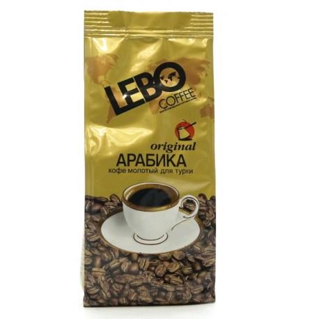 Кофе молотый ЛЕБО для турки, 200 г