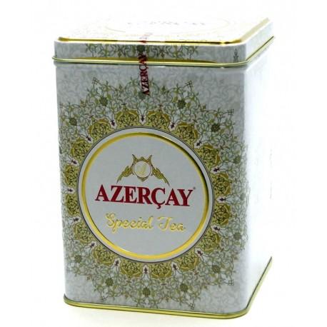 Зеленый чай АЗЕРЧАЙ с с ароматом чабреца, 200 г