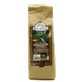 "Кофе в зернах БРОСЕЛИАНД ""Марагоджип Колумбия"", 250 г"