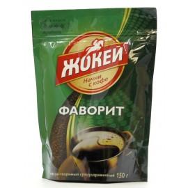 """Кофе растворимый ЖОКЕЙ """"Фаворит"""", 150г"""