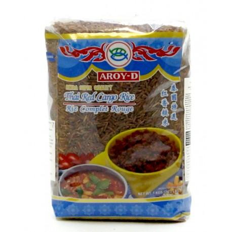Красный рис карго АРОЙ-Д, 1 кг