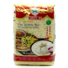 Тайский рис Жасмин Хом Мали АРОЙ-Д, 1 кг