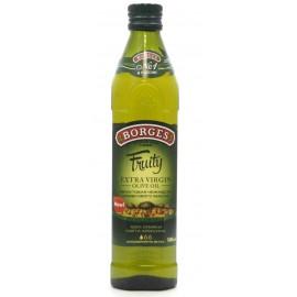 Оливковое масло БОРХЕС односортовое Fruity Arbequina, 500 мл