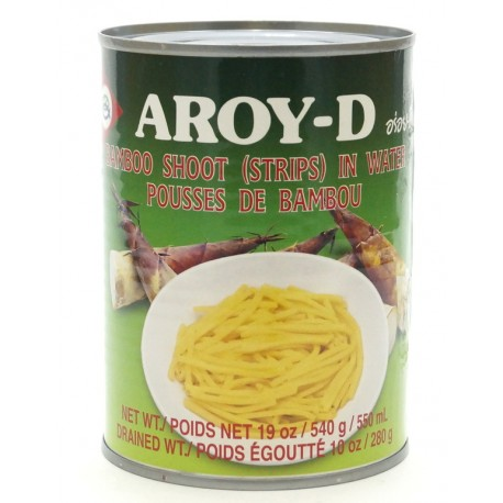 Ростки бамбука (соломка) АРОЙ-Д, 540 г