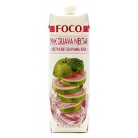 Нектар розовой гуавы ФОКО, 1000 мл