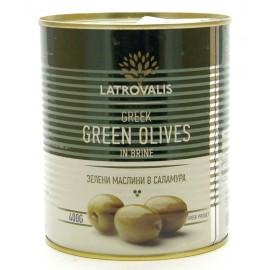 Оливки в рассоле ЛАТРОВАЛИС, 400 г