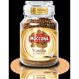 Кофе растворимый ароматизированный МОККОНА Ваниль , 95г