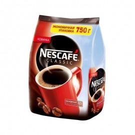 Кофе Нескафе Классик 750гр. Растворимый гранулированный