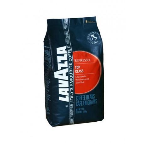 Кофе в зёрнах ЛАВАЦЦА Топ Класс Эспрессо 1кг