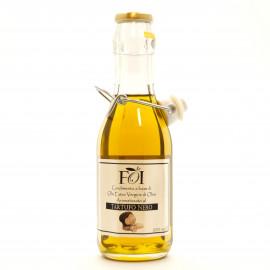 Масло оливковое FOI нерафинированное высшего качества с ароматом черного трюфеля, 250 мл