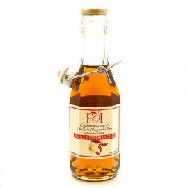 Масло оливковое FOI нерафинированное высшего качества с ароматом чеснока и перца чили, 250 мл