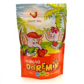 Какао-порошок Лантэль DoReMix 200г