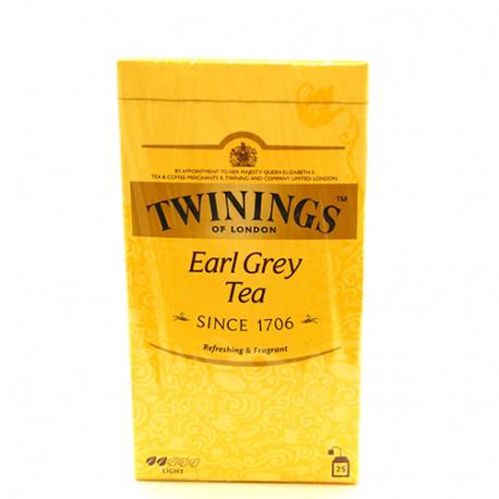 Чай Twinings Earl Grey 25 пакетиков