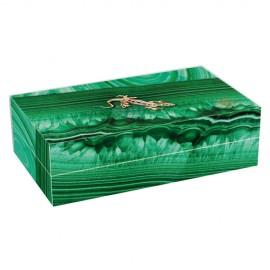 Чай Китайский зеленый ABIGAIL . Малахитовая шкатулка  100г.