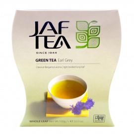 Чай зеленый Jaf Tea EARL GREY 100г
