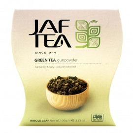 Чай зеленый Jaf Tea GUNPOWDER 100г