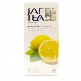 Чай черный Jaf Tea Sunny Lemon 25 пакетиков