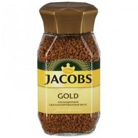 Кофе Якобс Монарх Голд 95г , растворимый сублимированный