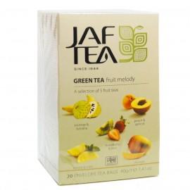 Чай зеленый Jaf Tea Melody ассорти 20 пакетиков