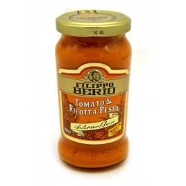 Соус Filippo Berio Pesto с томатом и сыром Рикотта 190г