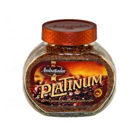 Кофе Амбассадор Платинум 47,5гр. Растворимый Сублимированный