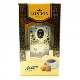Чай черный Ассам в чайнице London Tea Club 100г