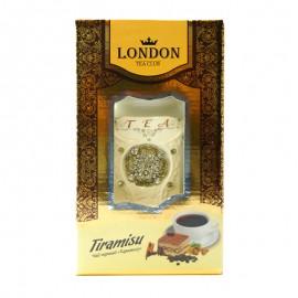 Чай черный Тирамису в чайнице London Tea Club 100г