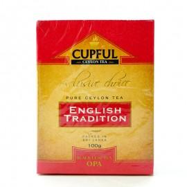 Чай черный Cupful 100 пакетиков
