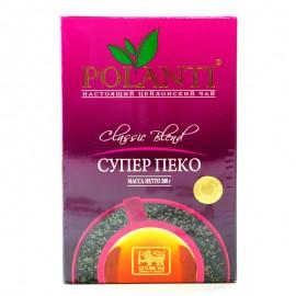 Чай черный Супер Пеко Polanti 200г
