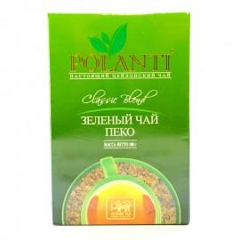 Чай зеленый Пеко Polanti 100г