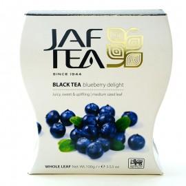 Чай черный Blueberry Delight Jaf Tea 100г