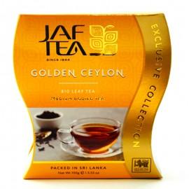 Чай черный Golden Ceylon Jaf Tea 100г