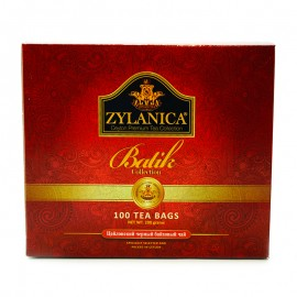 Чай черный Batik Collection Zylanica 100 пакетиков