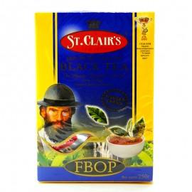 Чай черный FBOP St.Clairs 250г
