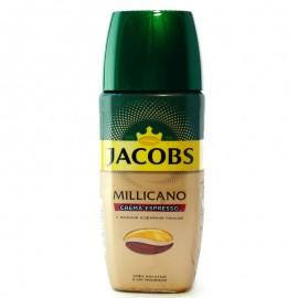 Кофе молотый Millicano Crema Espresso Jacobs 95г