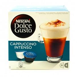 Капучино Интенсо Dolce Gusto Nescafe 16 капсул