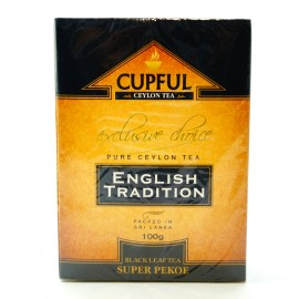 Чай черный Супер Пеко Cupful 100г