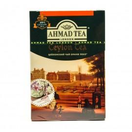 Цейлонский чай черный  АХМАД  Оранж Пеко 90гр. Лист