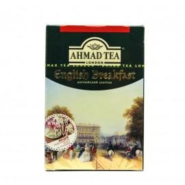 Чай черный  АХМАД  Английский завтрак 90гр. Лист с СТС