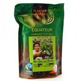 Кофе сублимированный Planteur des Tropiques Equateur 200г