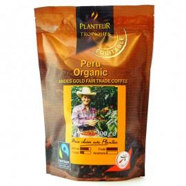 Кофе сублимированный Planteur des Tropiques Peru Organic 200г