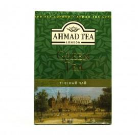 Чай АХМАД Зеленый 90гр. Лист