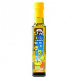 Масло оливковое Delphi Kids Extra Virgin 250 мл