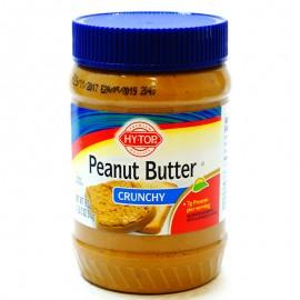 Паста арахисовая хрустящая Hy-Top Peanut butter crunchy 510г