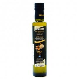 Оливковое масло с чесноком Elea Creta Extra Virgin 250 мл