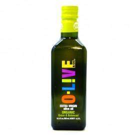 Оливковое масло O-Live & Co Organic 500 мл