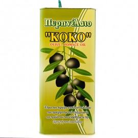 Оливковое масло Elmar Pomace Koko 5л
