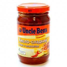 Кисло-сладкий соус с ананасом Uncle Ben's 350г